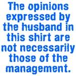 Opinions husband management
