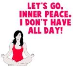Let's go inner peace