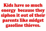 Kids Siphon Energy Off Parents