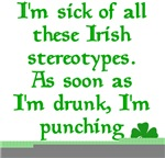 Sick of Irish Stereotypes