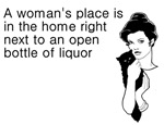 Woman's Place Liquor
