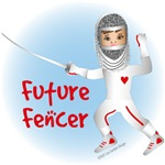 Fencing Girl