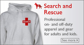 K-9 Search & Rescue
