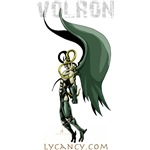 Volron - Character Display Piece