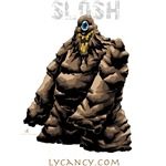 Slosh - Character Display Piece