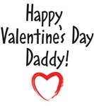 Happy Valentine's Day Daddy!