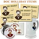 Doc Holliday items