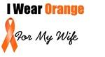 I Wear Orange For My Wife
