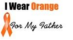 I Wear Orange For My Father