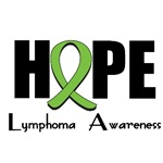 Hope Lymphoma Awareness T-Shirts & Gifts