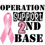Operation Support 2nd Base T-Shirts & Gifts
