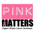 Pink Matters Breast Cancer T-Shirts & Gifts
