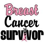 Breast Cancer Survivor T-Shirts