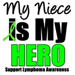 My Niece is My Hero Lymphoma T-Shirts & Gifts