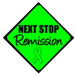 Next Stop Remission Lymphoma T-Shirts & Gifts