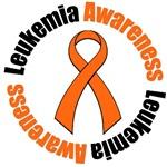Leukemia Awareness Ribbon T-Shirts & Gifts