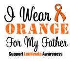 I Wear Orange For My Father Grunge Shirts