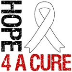 Lung Cancer Hope 4 a Cure Shirts & Gifts