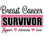 Breast Cancer Survivor Shirts & Gifts