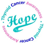 Thyroid Cancer Hope Shirts & Gifts