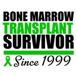 Bone Marrow Transplant Survivor '99 T-Shirts