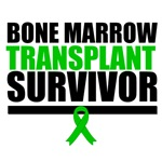 Bone Marrow Transplant Survivor T-Shirts