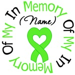 Lymphoma In Memory Tribute T-Shirts & Gifts
