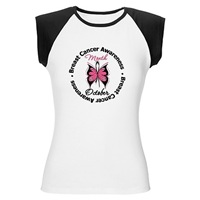 Butterfly Breast Cancer Awareness Month Shirts