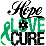 Hope Love Cure Liver Cancer