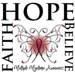 Hope Faith Believe Myeloma