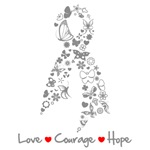 Brain Cancer Love Hope