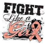 FightLikeaGirl Uterine Cancer