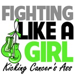 Fighting Like a Girl Lymphoma
