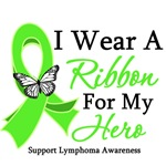 Lymphoma Ribbon Hero