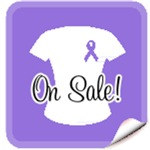 On Sale Merchandise Hodgkin's Lymphoma Shirts