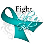 Fight Like a Girl Ovarian Cancer