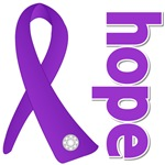 Hope Lupus Ribbon Shirts and Gifts