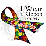For My Cousin - Autism Shirts and Gifts