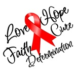 Love Hope Heart Disease Shirts and Gifts