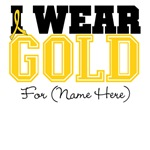 Custom Childhood Cancer Shirts