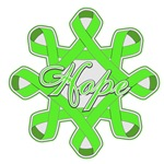 Lymphoma Hope Ribbons Shirts and Gifts