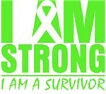 I am Strong Non-Hodgkin's Lymphoma Shirts