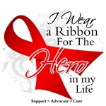 Blood Cancer Hero in My Life Shirts