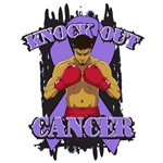 Knock Out Cancer Hodgkins Lymphoma Shirts
