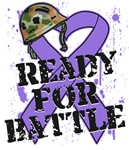 Ready For Battle Hodgkins Lymphoma Shirts
