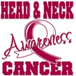 Head and Neck Cancer Awareness Shirts