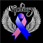 Victory Male Breast Cancer Shirts