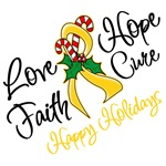 Holiday Hope Neuroblastoma Shirts