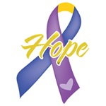 Hope Bladder Cancer Shirts and Gifts