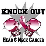 Knock Out Head Neck Cancer Shirts